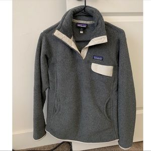 Patagonia Re-Tool Pullover Fleece